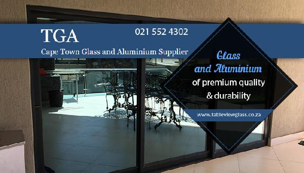 Table View Glass and Aluminium - South Africa
