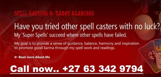 Love spells - South Africa